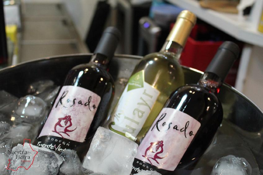 Vinos de Bodega Fuente Victoria